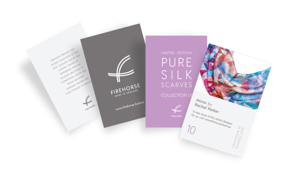 Firehorse Luxury Scarf Packaging